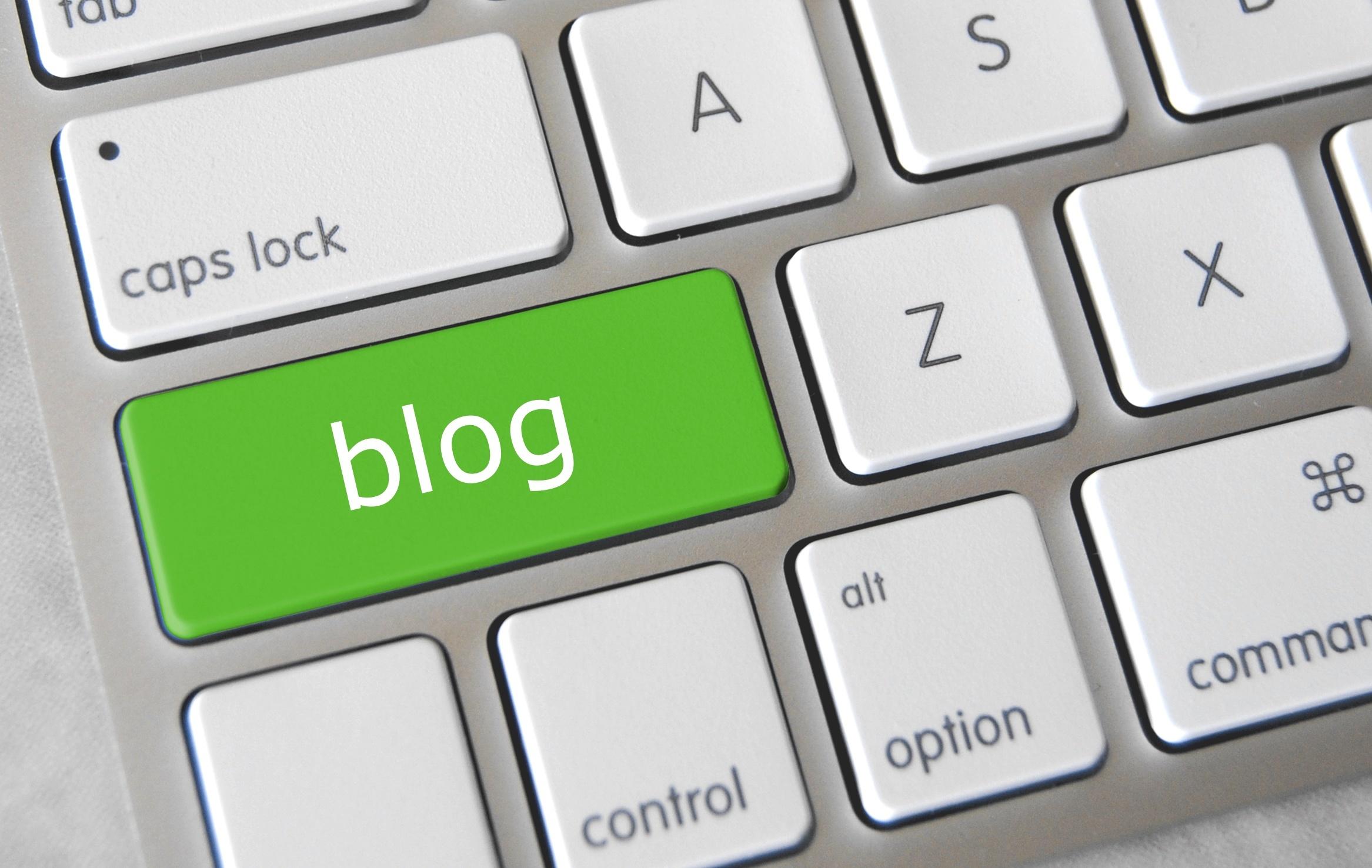 Blog clavier