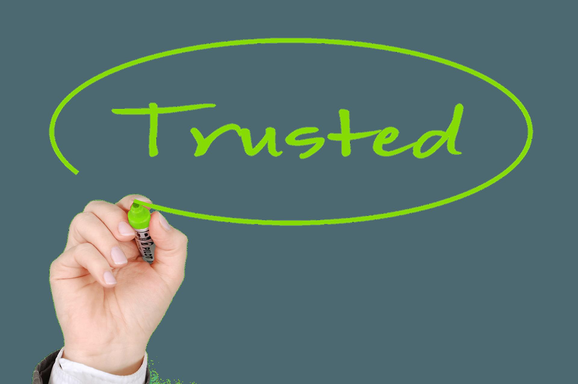 Confiance Avis Client
