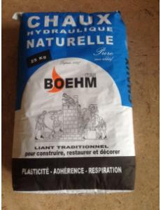 chaux hydraulique nhl2 boehm