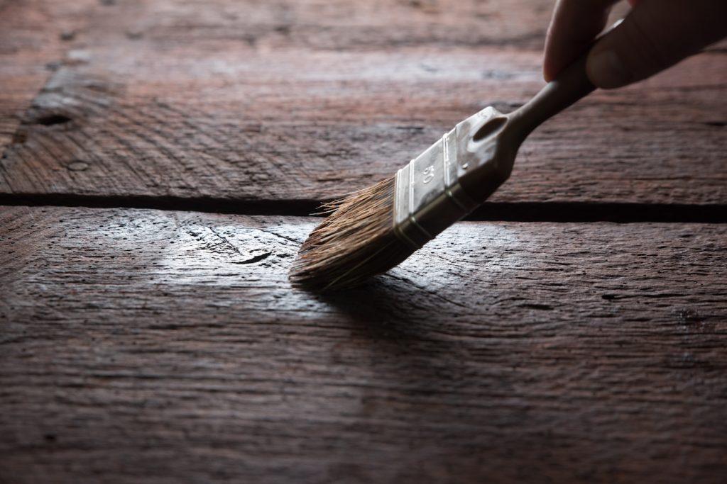 Protection et support du bois avec le Sel de Bore