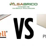 Fermacell vs Plaque de plâtre