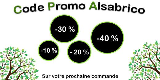 Code promo Alsabrico