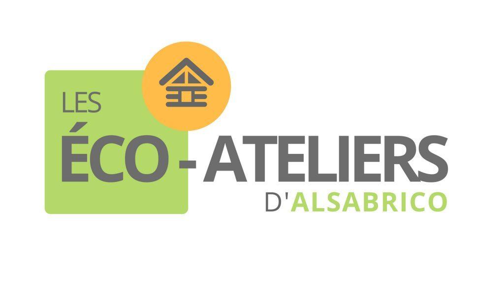 ECO-ATELIERS ALSABRICO LOGO