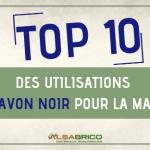 Bannière TOP10 Savon noir