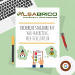 Recrutement de stagiaire - Stagiaire Webmarketing