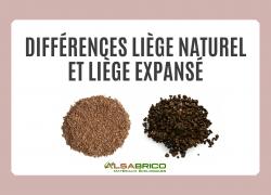 Quelles sont les différences entre le liège naturel et le liège expansé ?
