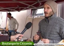 Boulangerie Cézamie : Marché bio D'Alsabrico