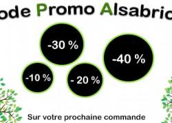 Code promotion Alsabrico – Code de réduction