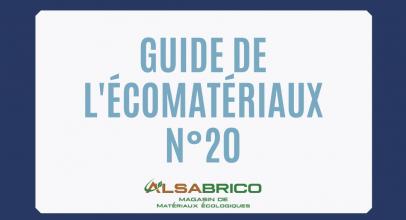 Guide de l'Écomatériaux n°20