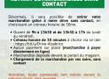 Drive – Retrait de marchandises COVID-19 (Coronavirus)