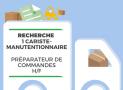 Cariste manutentionnaire – Préparateur de commandes H/F (RECRUTEMENT TERMINE)
